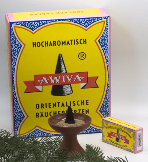 KERZENFUCHS-AWIVA